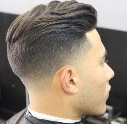 Young Men Haircuts Centreville Barber Shop